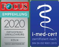 FCGA_Regiosiegel_2020_Orthopaede_Unfallchirurg_Koln