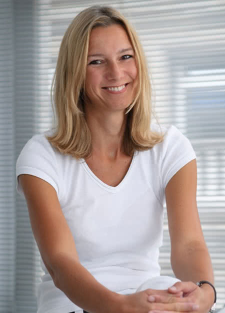 Simone Stockhausen, Doktor bei der Orthopädie Dr. Ziolko in Köln