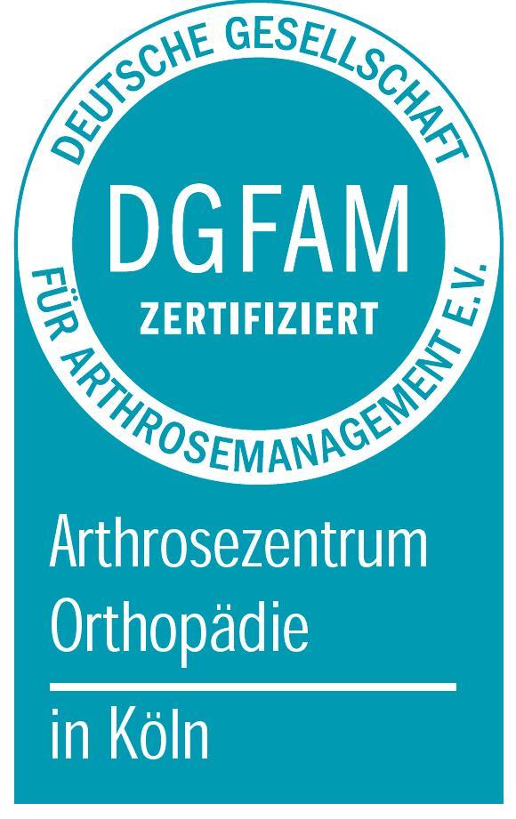 Arthrosezentrum - Arthrosetherapie Köln